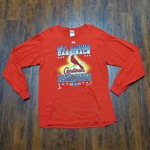 St. Louis Cardinals 06 World Series T shirt